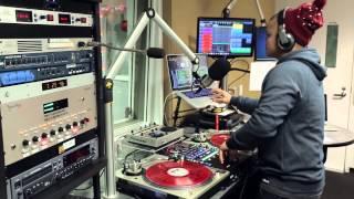 DJ P-JAY in the 12 Days of Mixmas!<