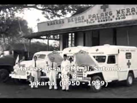 History of the Indonesian Red Cross (PMI)