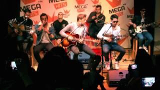 Mega Hits - D.A.M.A. | Às Vezes (Acústico)