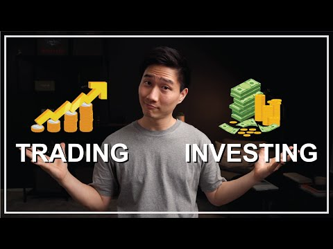 Trading vs Investing - Which One Will Make You More Money?