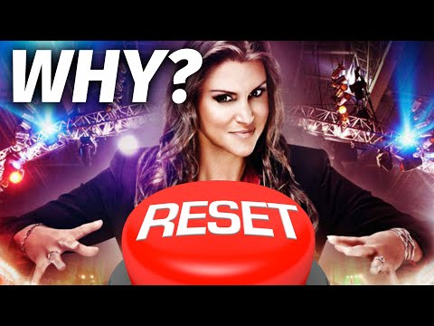 Why WWE Is About To Hit The Creative Reset Button
