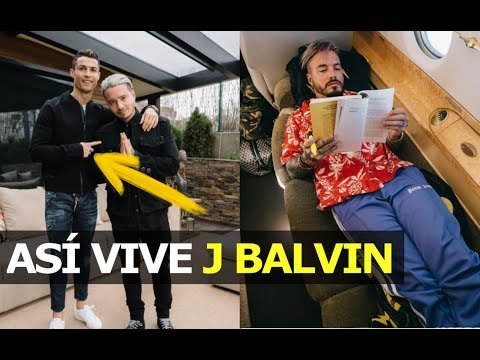 ASÍ VIVE J BALVIN, CONOCE SU MANSIÓN, SUS AUTOS, SU RECORD GUINESS , SO JBALVIN LIVES
