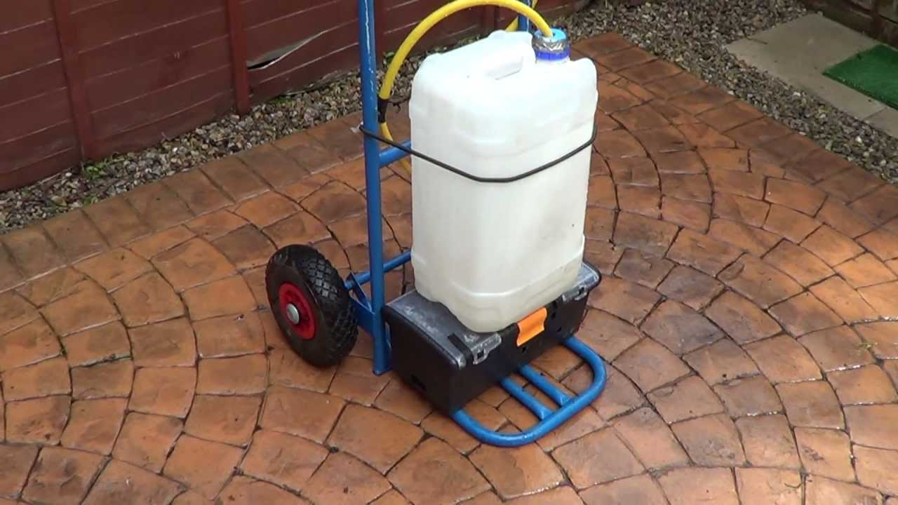 Diy Wfp Trolley Build Part 1 Window Cleaning Tips