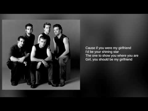 N'Sync: Girlfriend (Remix) (ft. Nelly) (Lyrics)