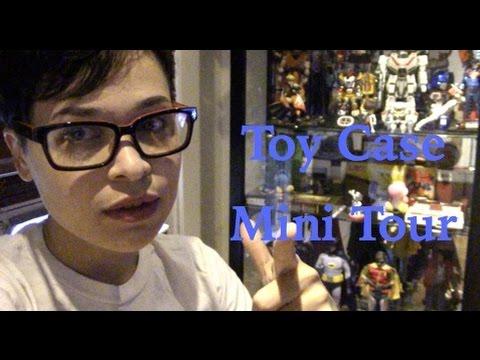Toy Case Mini Tour