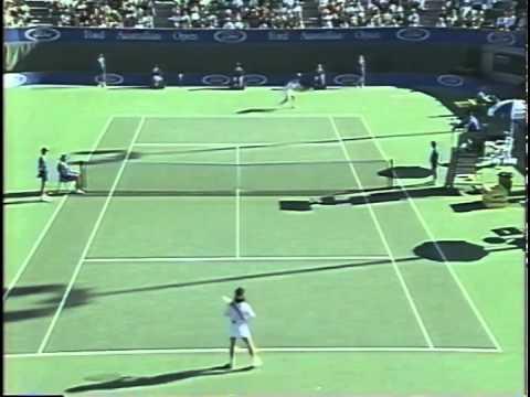 Monique - Australian Open