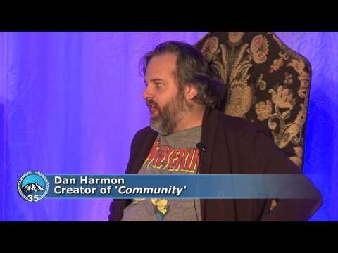 Comedy Master Class: Dan Harmon, Creator of Community