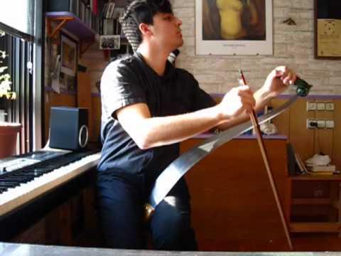 Ennion Morricone - Cinema Paradiso - Serrucho Musical