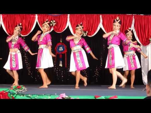 Nkauj Hmoob Hli Xiab - Sacramento Hmong New Year 2011- 2012 (round 1)