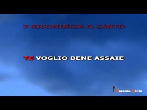 Lucio Dalla - Caruso (Video karaoke)