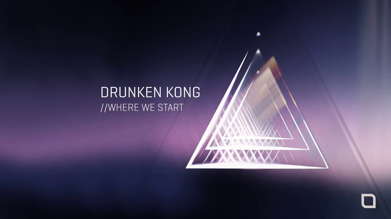 Drunken Kong - Moments (Original Mix) [Tronic]