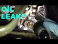 Honda Civic Oil Leak Video