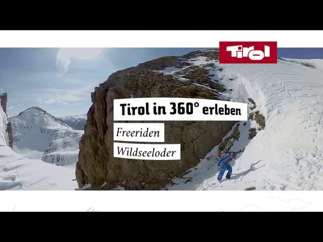 Freeride Ski Kitzbühel: Skifahren in Tirol | 360° ⛷