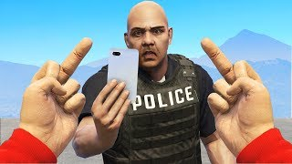 The Worst Cop In GTA Messes With Me.. (GTA RP)