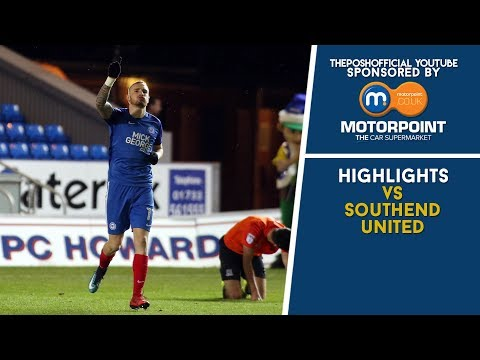 HIGHLIGHTS | The Posh vs Southend United