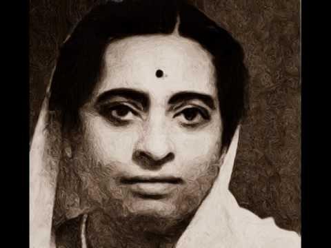 Surshree Kesarbai sings Raga Shuddha Kalyan