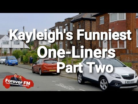 Peter Kay's Car Share | Kayleigh Funniest One-Liners: Part Two