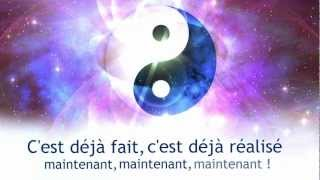 La meditation de la lune bleue