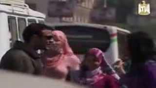 الفوجر بعينه معاكسه البنات للشباب امام جامعه القاهره