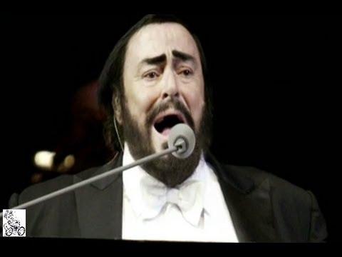 Opera Singer Luciano Pavarotti's first recording to be released by widow