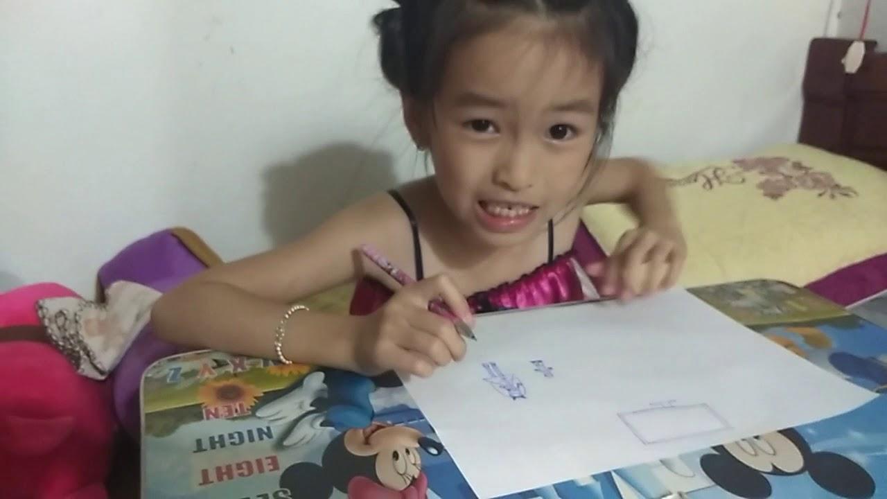 Chị Su Su vẽ tranh và cái kết…