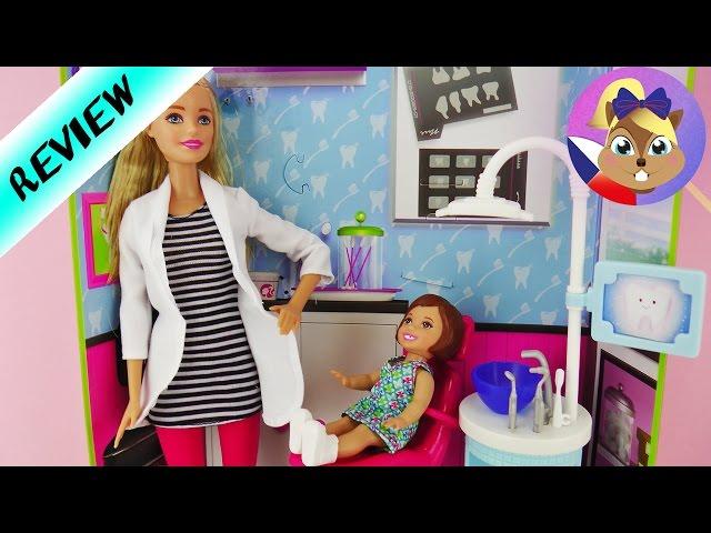 Barbie - Zuba?ka v zubní ordinaci   Recenze