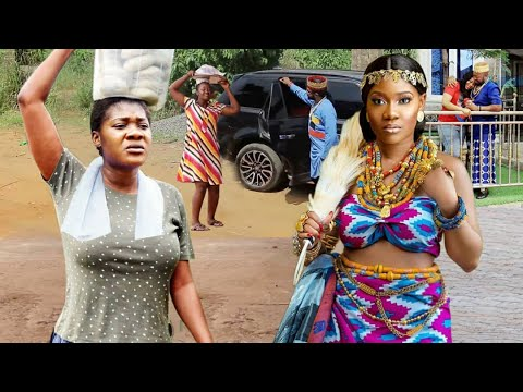 Download From Poor Orphan To A Prince's Wife  Full Movie - Mercy Johnson 2021 Latest Nigerian  Movie