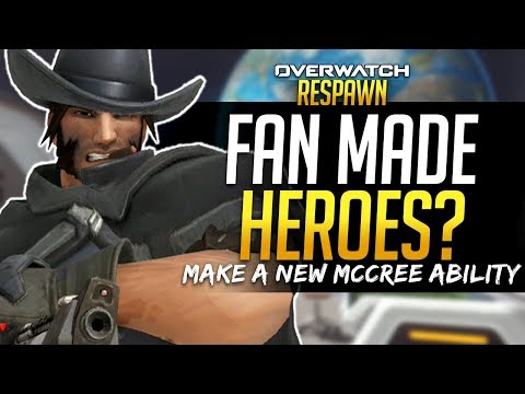 Overwatch Respawn #11: Better Hero Class, McCree New Ability, and more!