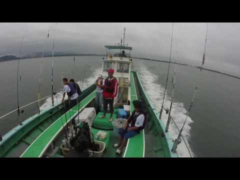 tochigi grupo de pesca na captura do shiira 10