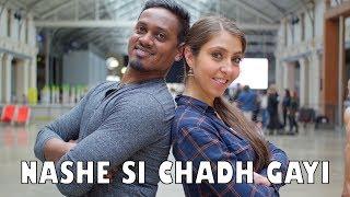 Nashe Si Chadh Gayi Dance | Sathish FX + Mahina Khanum | Befikre | Danse Bollywood à Paris