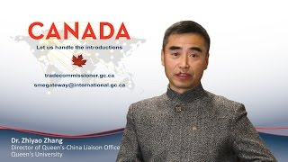 Opportunities for Canadian Educational Institutions in China