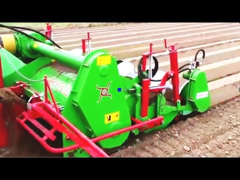 The latest agricultural machinery in the world modern technology