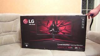 """«Распаковка Монитор 34"""" LG 34UC79G-B из Rozetka.com.ua»"""