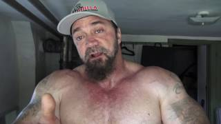 Health Risks of Bodybuilding Lifestyle - Long Term