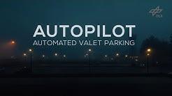 Internet der Dinge: DLR erprobt autonomes Einparken mittels App und Drohne