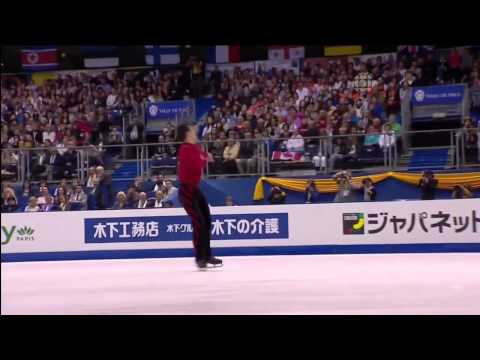 Patrick Chan 2012 Worlds LP CBC
