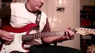 The Angels NO SECRETS (guitar cover)