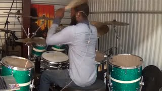 4EVER - Lil Mo - Jerome Flood II - Drum Cover