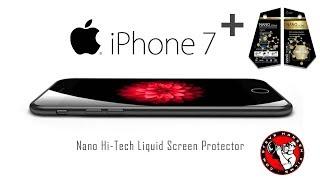 Iphone7 + Nano Hi-Tech Liquid