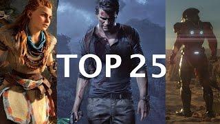 Video TOP 25 DES JEUX PS4 POUR 2016 (selon janvier 2016) download MP3, 3GP, MP4, WEBM, AVI, FLV Maret 2017