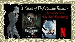 Netflix A Series of Unfortunate Reviews, The Bad Beginning ~ The Dom