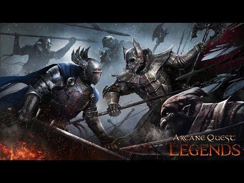 Arcane Quest Legends - Official Trailer - 30 seconds 1080p