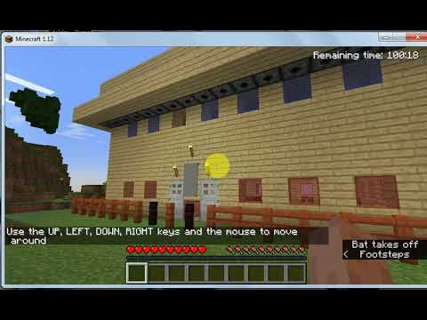 HOW TO GET UNLIMITED TIME IN MINECRAFT DEMO WORLD