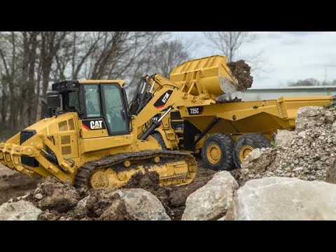 Meet the Multi-Talented Cat® Track Loaders