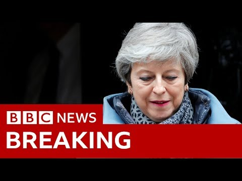 Brexit: Theresa May vows to stand down after deal is passed  - BBC News