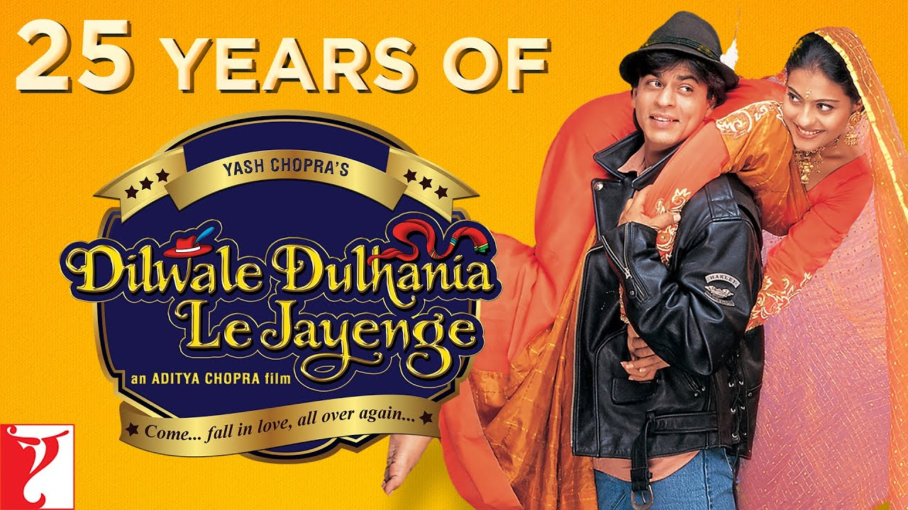 Celebrating 25 Years Of DDLJ | Dilwale Dulhania Le Jayenge | Shah Rukh Khan, Kajol | Aditya Chopra
