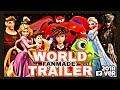 【Fanmade】キングダムハーツハーツ3:ディズニーワールド紹介まとめ映像