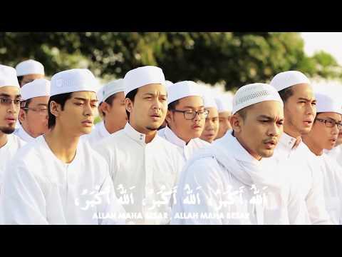 Takbir Raya Outdoor untuk Media Prima ( TV3 & TV9 )