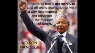 NELSON MANDELA REMEMBERED