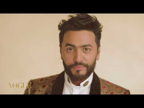 Tamer Hosny Interview for Vogue Arabia
